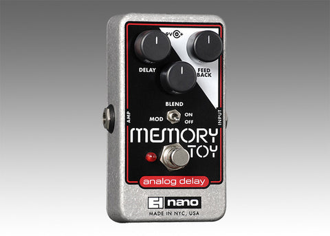 Memory Toy | Analog Delay
