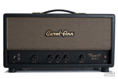 Carol-Ann RAW 35 MK2 Limited Edition
