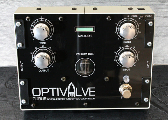 Optivalve - Tube Optical Compressor
