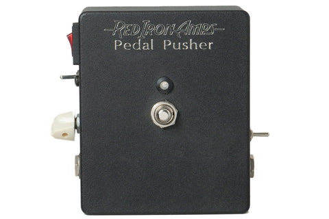 Red Iron Pedal Pusher (USED)