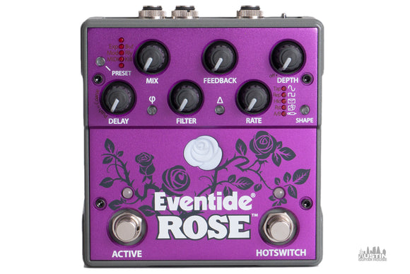 Eventide ROSE Modulated Digital Delay