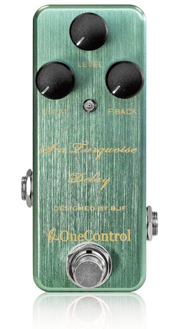 Sea Turquoise Delay - BJF Series FX