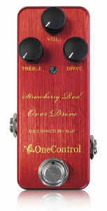 Strawberry Red Overdrive - BJF Series FX