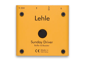 Sunday Driver Buffered Line Driver