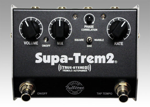 Supa-Trem 2 Custom Shop