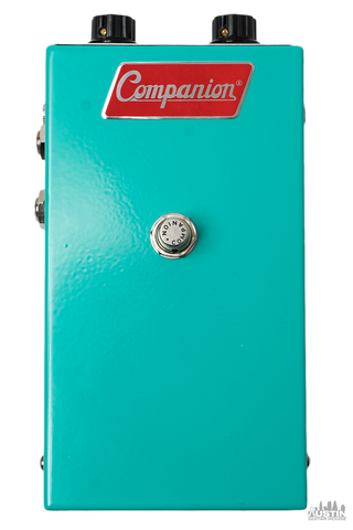 Companion FY-2 Fuzz Sea Foam Fuzz