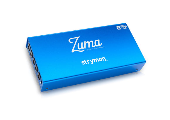 Strymon Zuma R300 - Ultra Low Profile