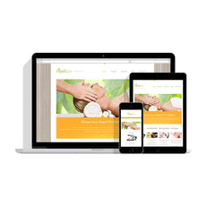Beauty Responsive Responsive Customizable Website - 46074 - Grow Each Day