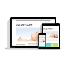 Massage Salon Responsive Customizable Website - 49006 - Grow Each Day