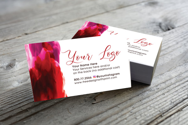 Business Card, Style BC850