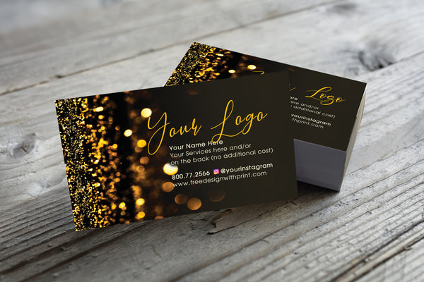 Business Card, Style BC860