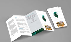 Brochure 3 Fold - BR1590 - Grow Each Day