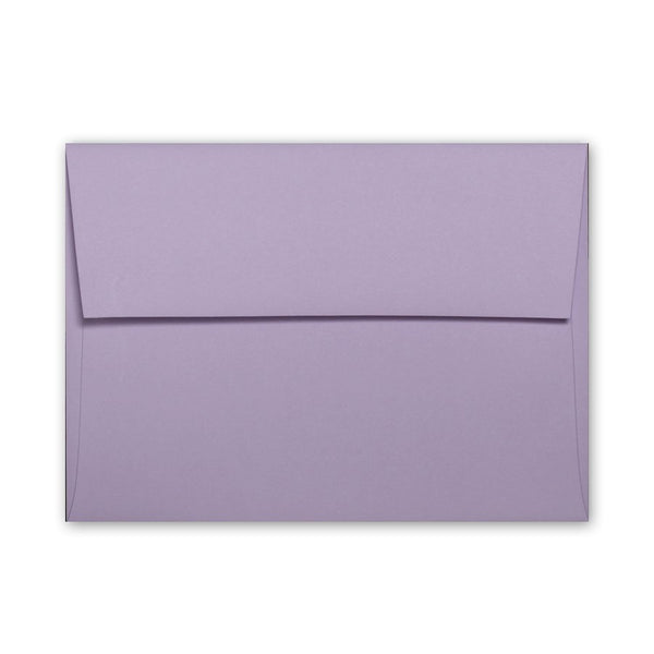 Lilac Purple Green Gift Card Carrier Envelope, (.24 ea)