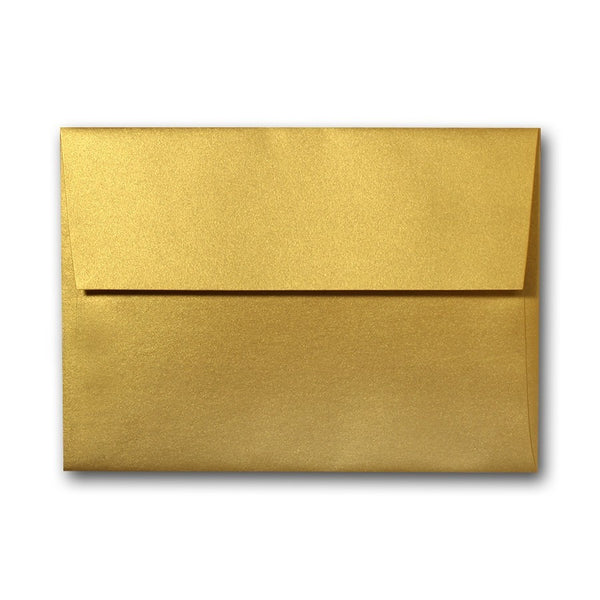 Metallic Gold Gift Card Carrier Envelope, (.29 ea)