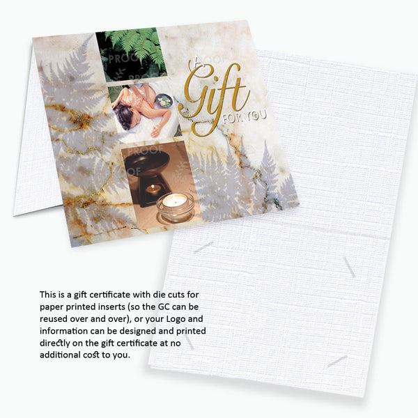 Gift Certificate, GC27 LARGE