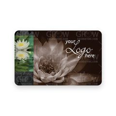 Gift Card, Style GCD104 - Grow Each Day