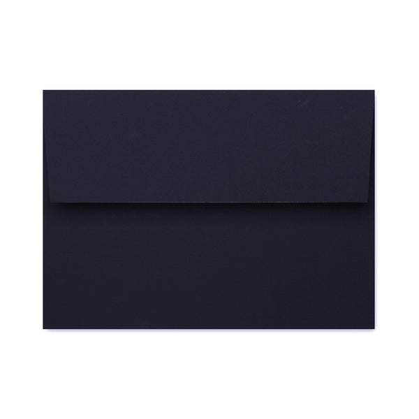 Midnight Black Gift Card Carrier Envelope, (.27 ea)