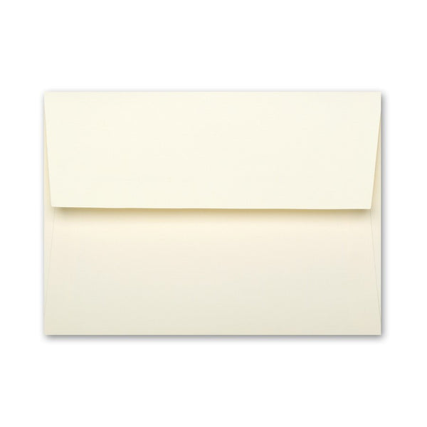 Eggshell White Gift Card Carrier Envelope, (.12 - .14 ea)