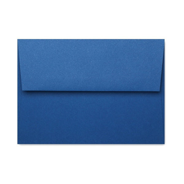 Azure Blue Gift Card Carrier Envelope, (.22 ea)