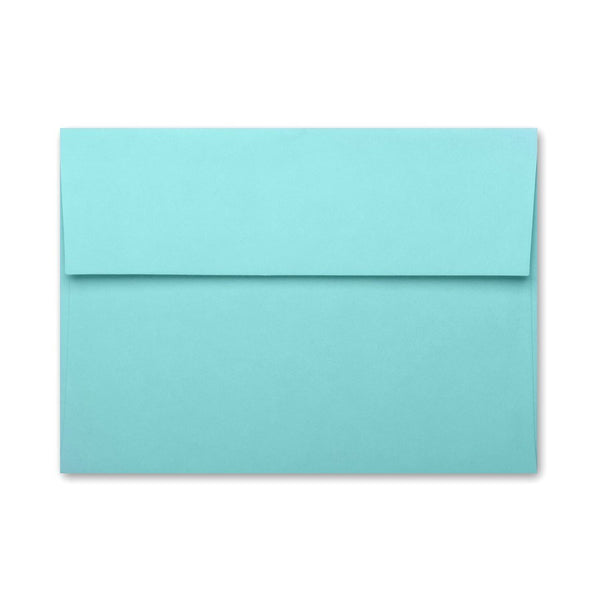 Pool Blue Gift Card Carrier Envelope, (.18 ea)