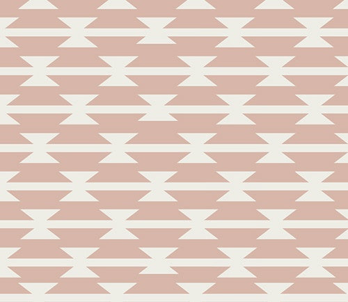 KNIT Arizona After Tomahawk Stripe in Blush