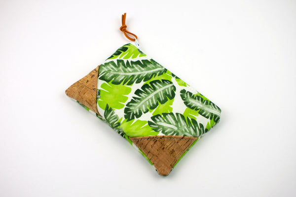 Coin Purse - Banana Leaf
