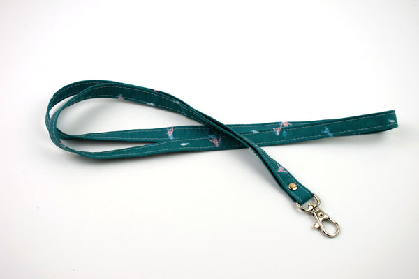 Lanyard ID Holder - Mermaid