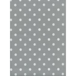 Wonderland Caterpillar Dots Grey