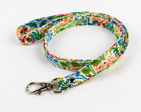 Lanyard ID Holder - Bright Meadow