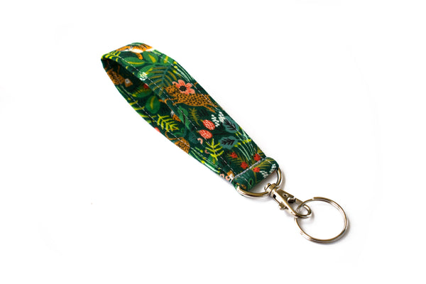 Swivel Key Fob - Jungle