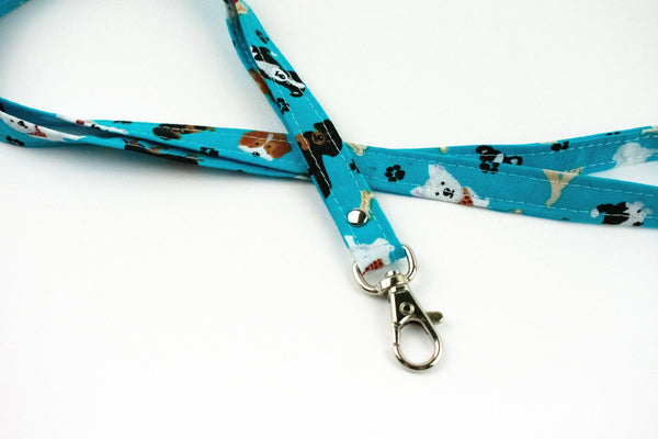 Lanyard ID Holder - Dog