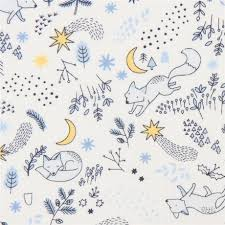 Luna Fox Tales White