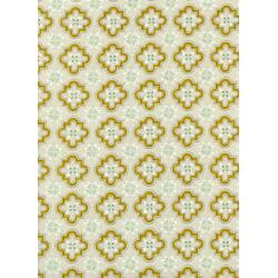 Honeymoon Porch Tile Mustard