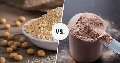 Soy Protein vs. Whey Protein: Which Is the Clear Winner and Why?