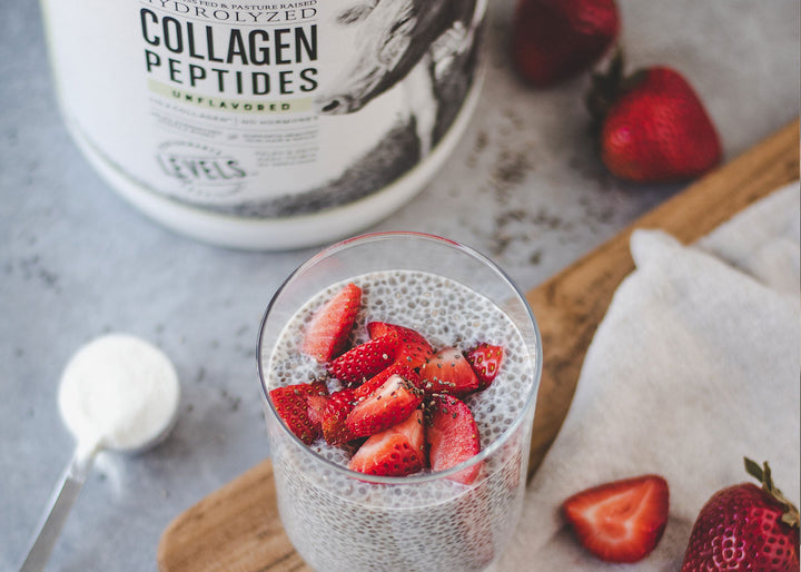 How To Make Collagen Chia Pudding From Scratch