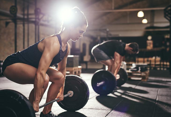 14 Deadlift Mistakes to Avoid - Improper Setup