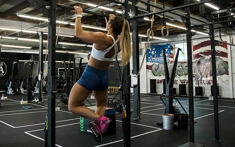 Pull Ups Muscular Endurance Exercises