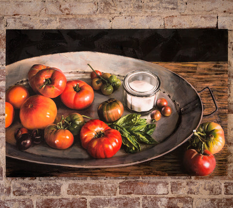 Red Tomato Painting