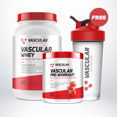 Vascular Muscle Builder Stack
