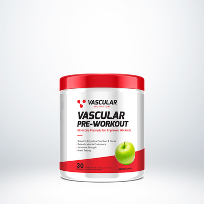 Vascular Pre-Workout