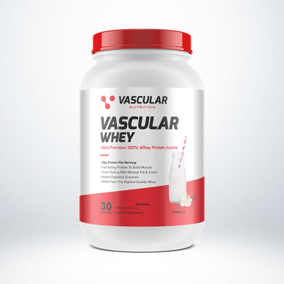 Vascular Whey Protein Isolate