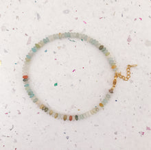 Load image into Gallery viewer, Amazonite Anklet