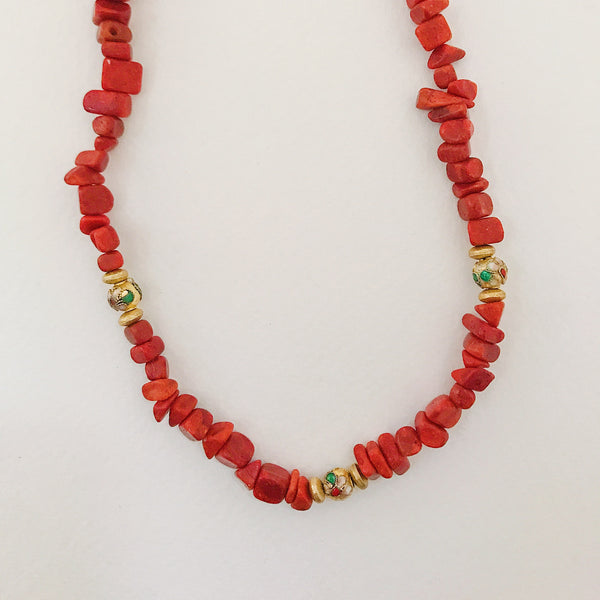 Alghero Necklace