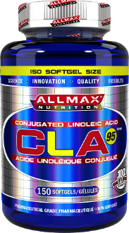 CLA 95 150 softgels - Allmax Nutrition - Health & Body Nutrition