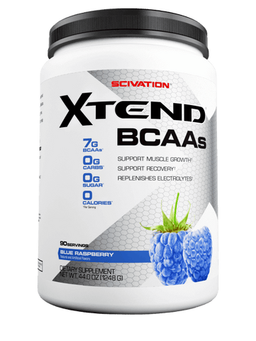 Xtend BCAAs 90 Servings Powder - Scivation