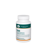 Iron - 90vcaps - Genestra - Health & Body Nutrition