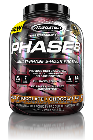 Phase8 4.95LB - MuscleTech - Health & Body Nutrition