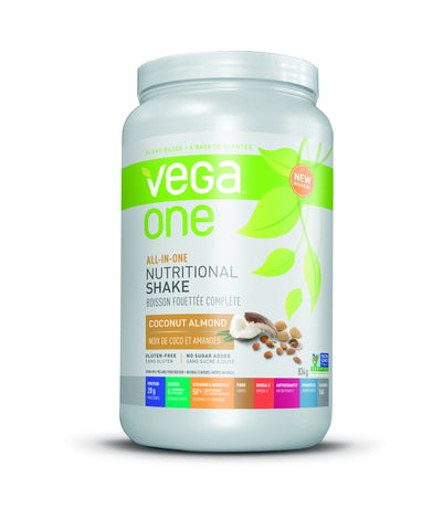 Vega One™ All-in-One Shake - Coconut Almond - Vega - Health & Body Nutrition