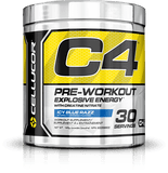 C4 Pre-Workout 30 servings - Cellucor - Health & Body Nutrition