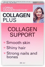 COLLAGEN PLUS- Lorna Vanderhaeghe - Health & Body Nutrition